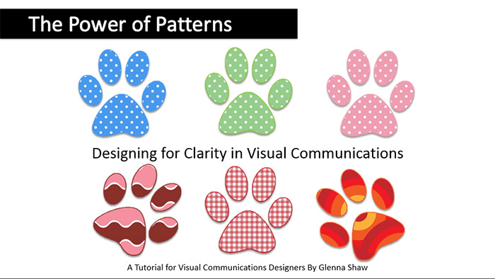 The Power Of Patterns In Visual Communications