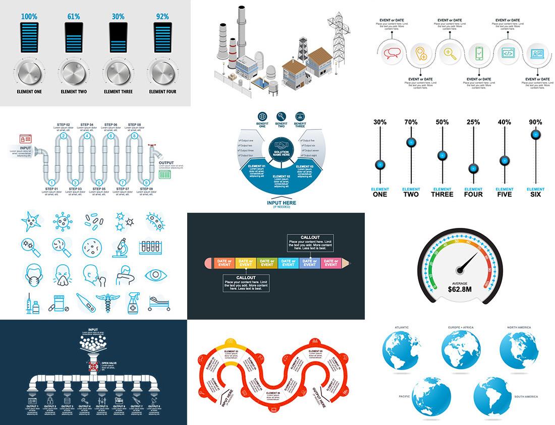 BAG infographics